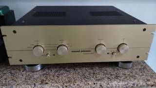 Conrad-Johnson Premier Ten. Tube Line Amplifier