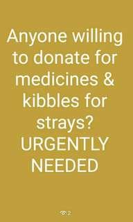 URGENT NEEDS!!