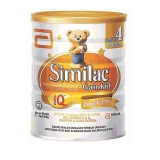 Similac Stage 4 - 1.8kg tin