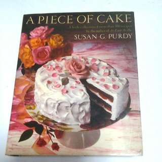 Baking Cooking Book