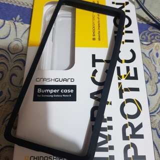 Original Rhinoshield CrashGuard for Galaxy Note 8