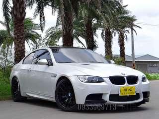 2011年BMW E92 M3  可全額貸款 超額貸款 有工作 即可辦理全額貸 有興趣歡迎來電洽談 0933969713 阿坤 line:@fkd7014C