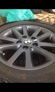 Original Wheel BMW 3 Series (All-4 set)