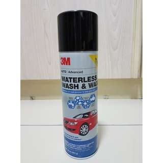 3M Waterless Wash & Wax