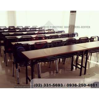 *120x40cm -Folding Table (affordable price*office partition