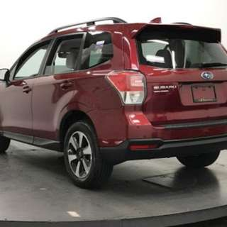 Subaru forester all in dp