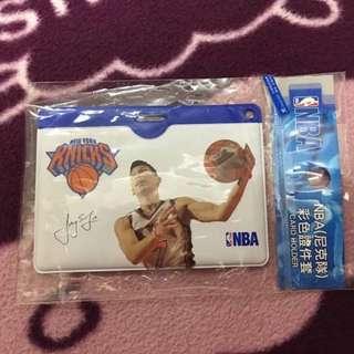 NBA(尼克隊)彩色證件套