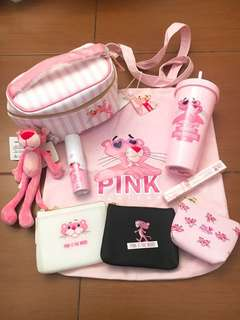 Miniso Import pink panther