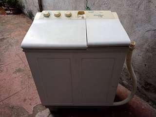 Sharp Babad Magic Washing Machine