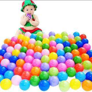 40pcs pack playball