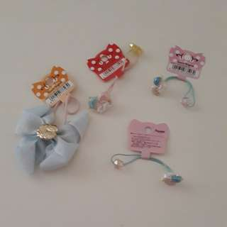 Little Twin Stars Rubber Band