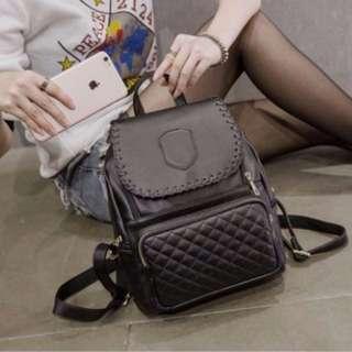 [INSTOCKS] Korean Style Ladies Backpack / School Bag