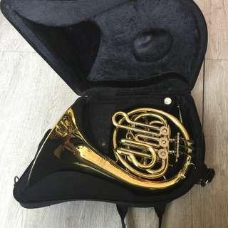 小童French Horn 9成新,吹不過10次