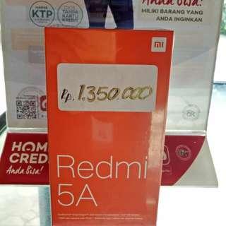 Xiaomi redmi 5a kredit risma phone