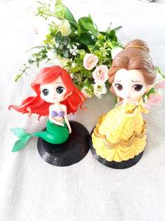 Take All Ariel and Belle Figure