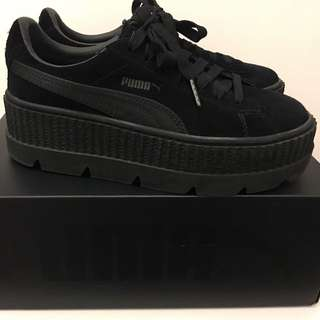 Puma Fenty 蕾哈娜 厚底松糕(增高)鞋