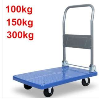 Foldable Trolley - sturdy and durable