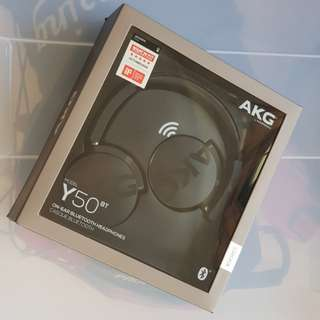 Headphones AKG Y50BT