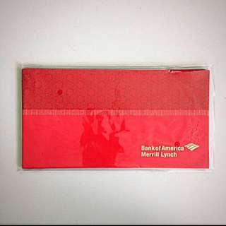 Bank of America Red Packet