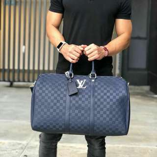 Lv luggage travel bag