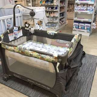 Baby Playpen | Nursery Center | Portable Baby Bed