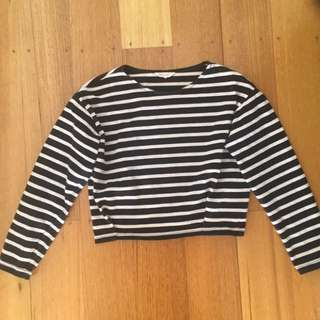 GORMAN striped top