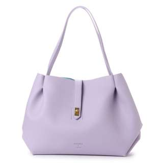 Japan Samantha Thavasa Colors By Jennifer Sky New Color Tote Bag (Lavender)