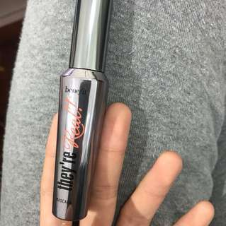 They're real mascara benefit brand new