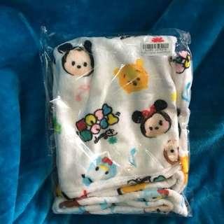 <日本直送> Tsum Tsum Blanket 毛氈 毛巾