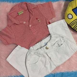 Big & Small Co. terno