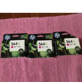 ORIGINAL HEWLETT-PACKARD INK CARTRIDGES