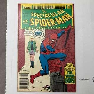 Spectacular Spider-Man Annual 8