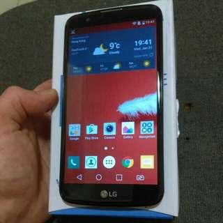 LG K10 Fullbox Original