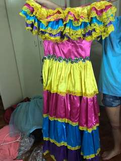 South American costume