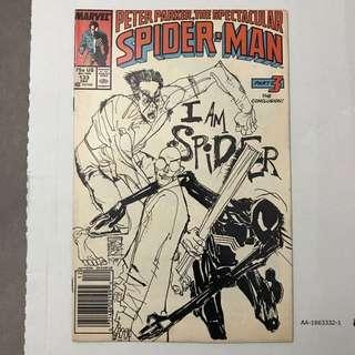 Spectacular Spider-Man # 133