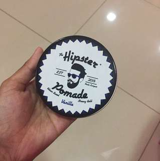 The Hipster Pomade