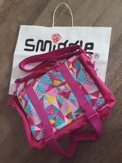New smiggle messenger bag