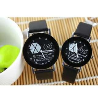 Jam tangan couple exo
