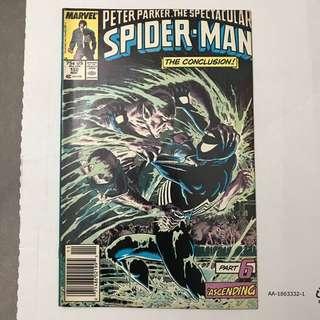 Spectacular Spider-Man # 132