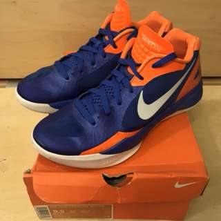 Nike Zoom Hyperdunk 'LINSANITY' PE New York knicks Color 林書豪 Jermey Lin Us 9.5
