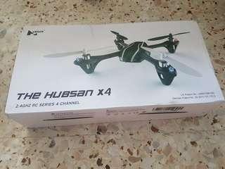 Drone: THE HUBSAN X4