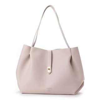 Japan Samantha Thavasa Colors By Jennifer Sky New Color Tote Bag (Pink)
