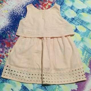 Old Navy Peach Dress