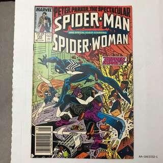 Spectacular Spider-Man # 126