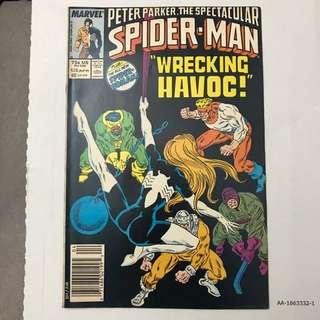 Spectacular Spider-Man # 125