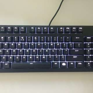 CM Masterkey Pro M mechanical keyboard (Brown switches)