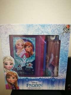 Frozen Lunch Box Set