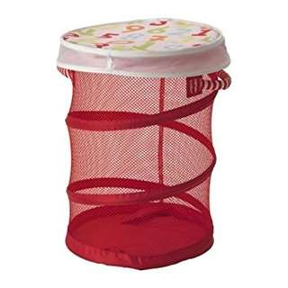 Ikea Kusiner storage mesh basket on hand
