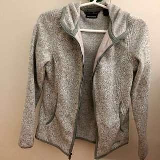 Marmot Grey Hoodie
