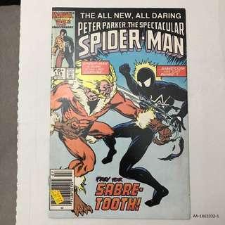 Spectacular Spider-Man # 116